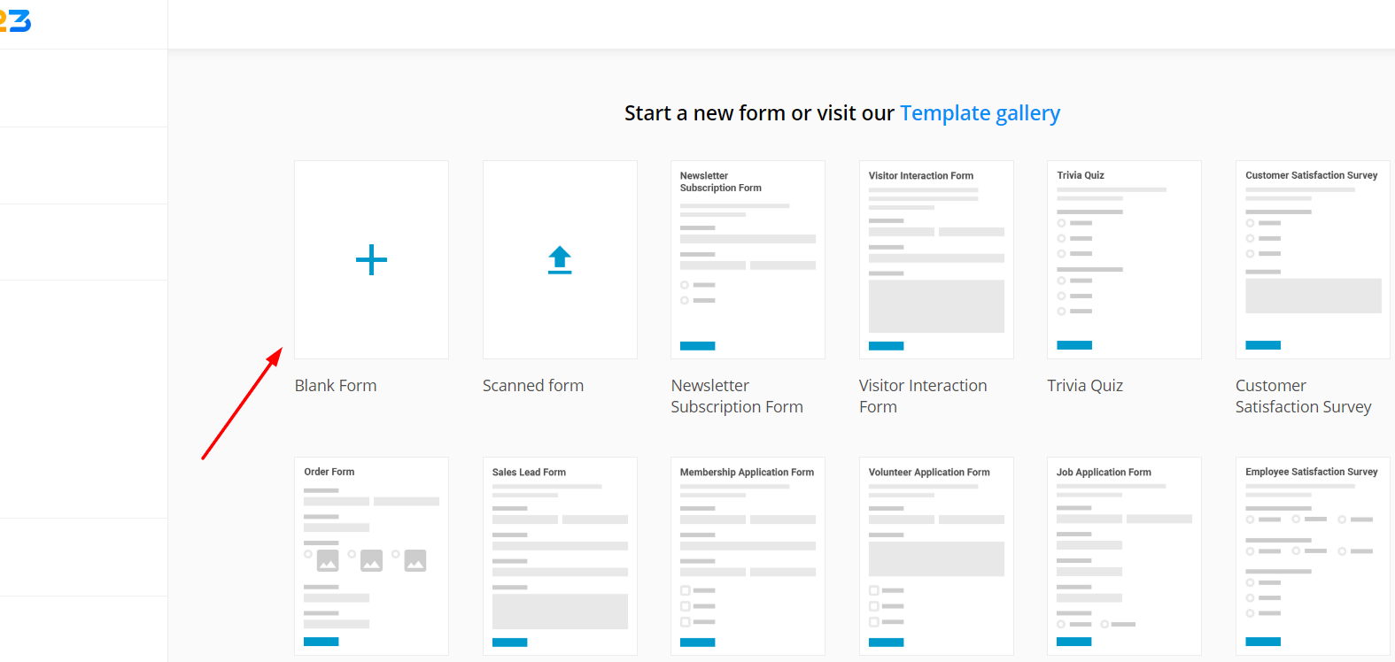 booking form templates