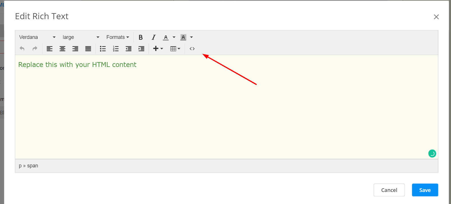 123FormBuilder HTML block source