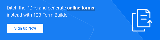 convert pdf to online forms