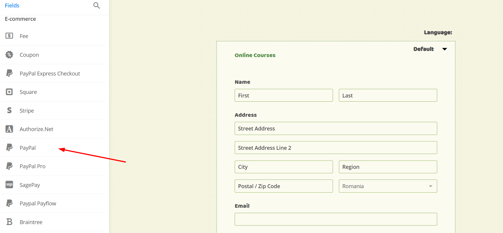 booking system with payment gateways