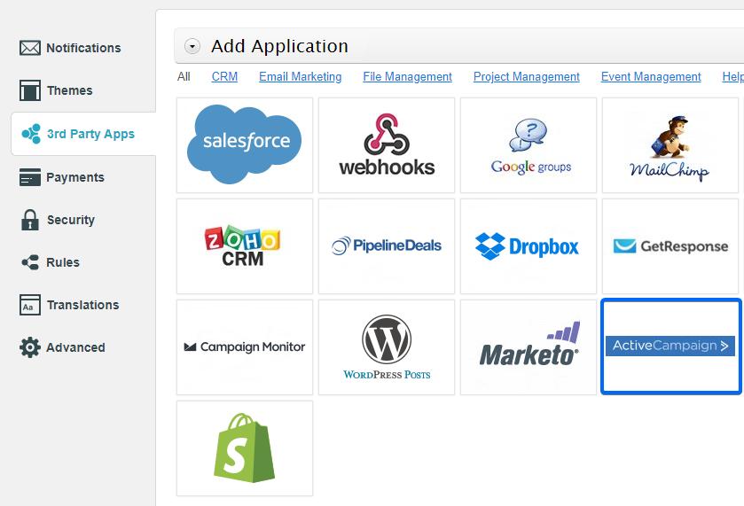 wordpress activecampaign plugin