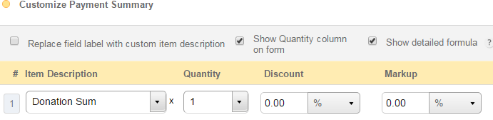 WordPress Form Donation Plugin - CaptainForm WordPress Form Creator Plugin