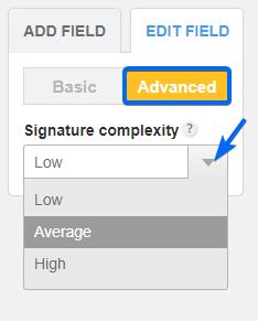WordPress Digital Signature - WordPress Form Creator Plugin