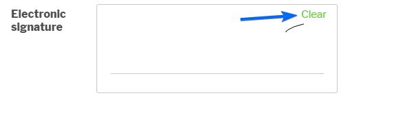 WordPress Electronic Signature - CaptainForm WordPress Form Plugin