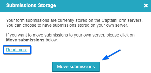 Move submissions