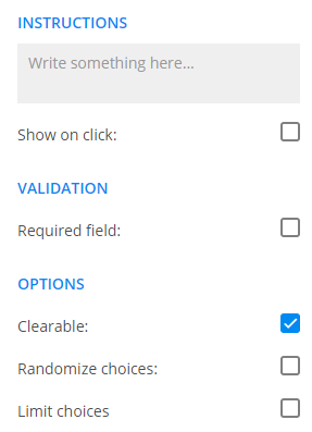 uncheck radio buttons from web form