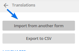 123FormBuilder how to import translations on form