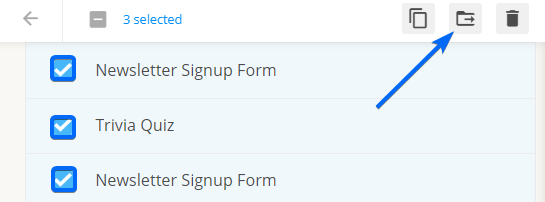 group forms