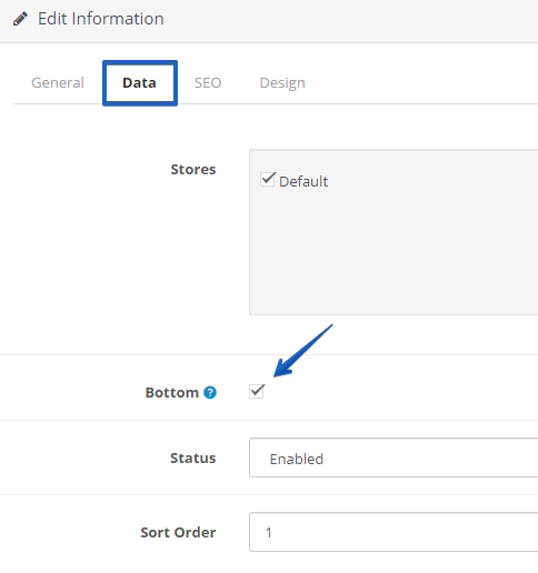 add web forms to your opencart website
