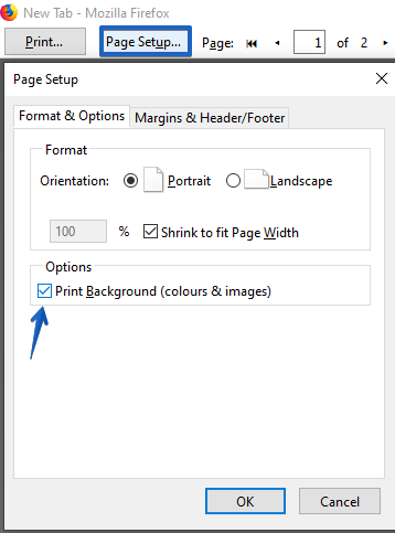 how to print digital signature form field inputs