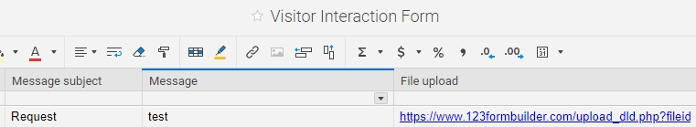 Smartsheet Integration
