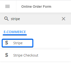 Stripe Payment Integration