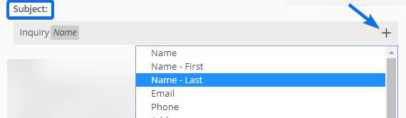 123FormBuilder Email Header